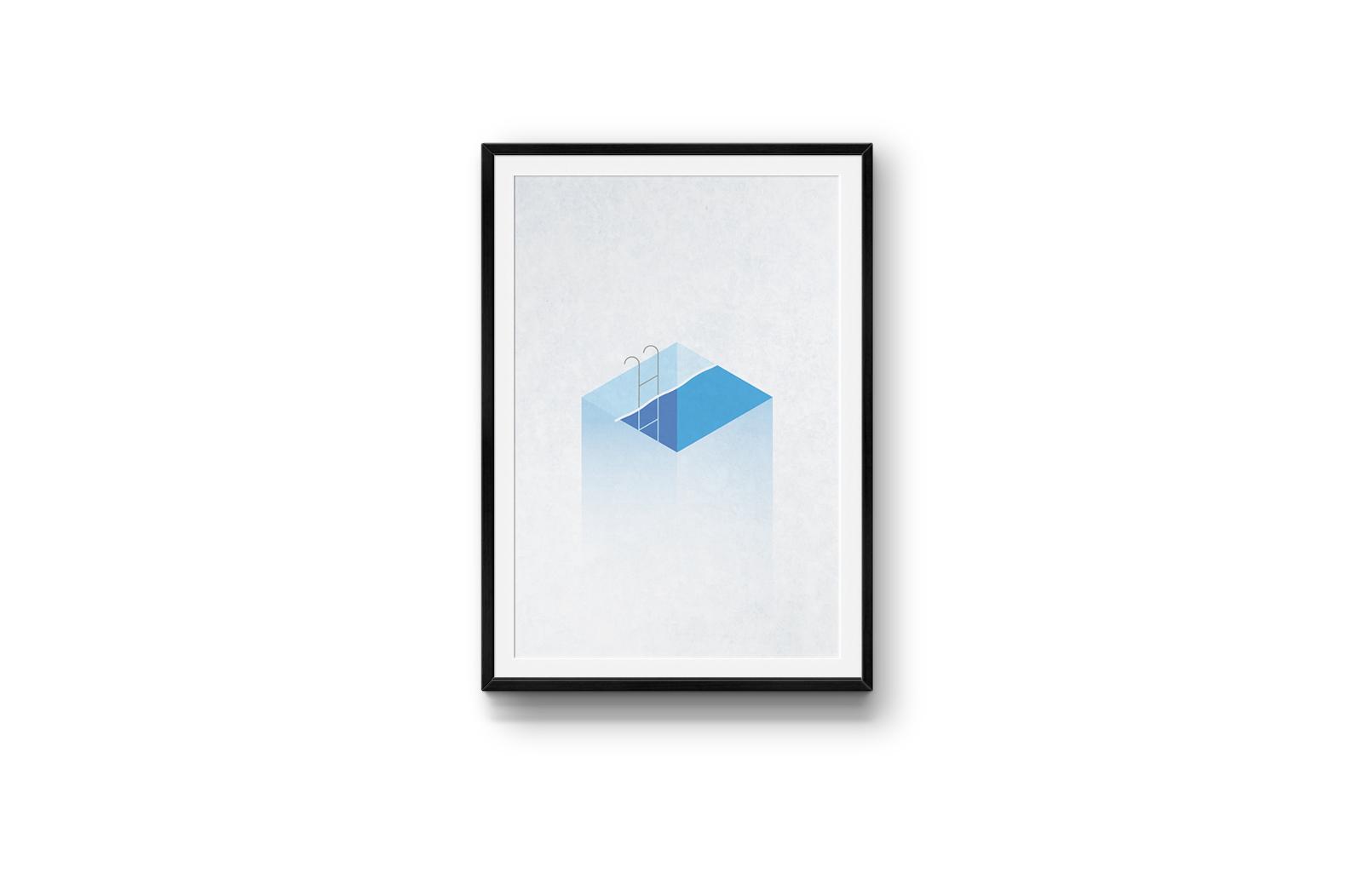 pool minimal